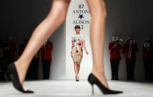 Assisted the show production team for Antoni & Alison to open London Fashion Week with their 25th anniversary show at Somerset House.