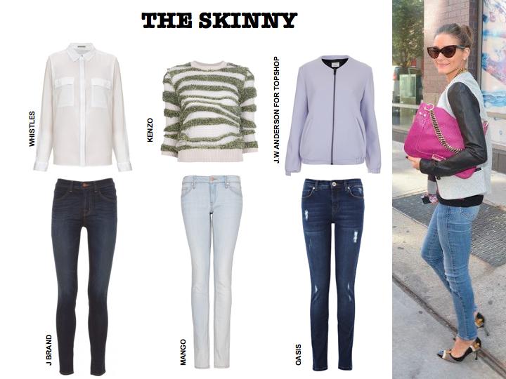 olivia in skinny jeans