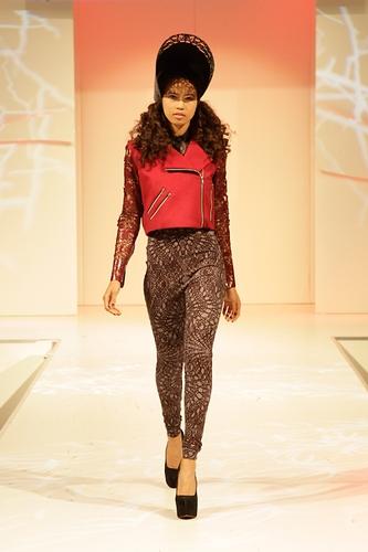 Next Generation Catwalk Show at Clothes Show Live 2013